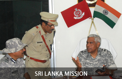 Sri Lanka Mission