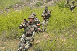 Broad gamut of duties performed by the CRPF 2