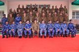 Completion of Training of J&K Police