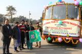 Educational Tour By 160 BN CRPF for talented daughters of Jammu