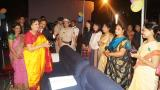 SH.VIKRAM SAHGAL IGP M&N SECTOR INTRODUCING THE LADY WIVES TO THE HONORABLE GOVERNOR
