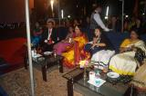 THE HONORABLE GOVERNOR ,INVITEES ,LADIES AND OFFICERS ENJOYING THE CULTURAL PROGRAMME
