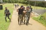 Bollywood actor Sushant Singh Rajput arrive at Chilchil training camp for the shooting