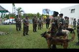 Interaction of DG CRPF with K9 Team Of West Bengal Sector