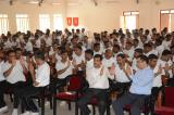 02 days programme on Eradication of Stress and Enhancing of Inner Strength by WBS