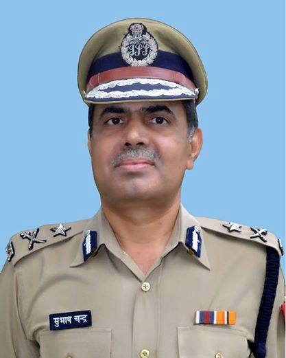 Shri Subhash Chandra (IPS)
