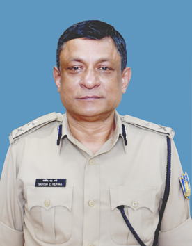 Shri. Satish Chandra Verma , IPS