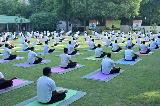 International Yoga Day on 21June 2019