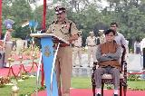 CRPF Celebrates 81st Raising Day