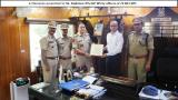 Visit of Sh Rajkumar IPS,IGP WS at 70 BN CRPF