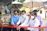Inauguration of Bio-degradable Waste Composting Machine by Dr. Gaurav Saini, SDM, Mount Abu