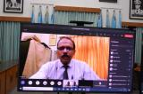 Dr. Vijay kumar Menda, Management Trainer, in an online indoor session on Design of individual learning/Training Preparing entry behavior instruments.