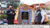 Inauguration of Officers' Hut (Trupti) at Sinhgad, Pune