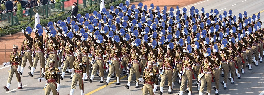 Central Reserve Police Force Government Of India