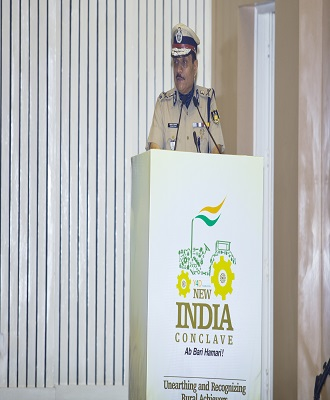 DG CRPF new india conclave at Vigyan Bhawan(15:51 Min, .mp4,91 MB)