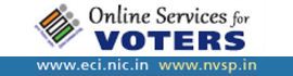 http://www.nvsp.in/ : National Voter's Service Portal